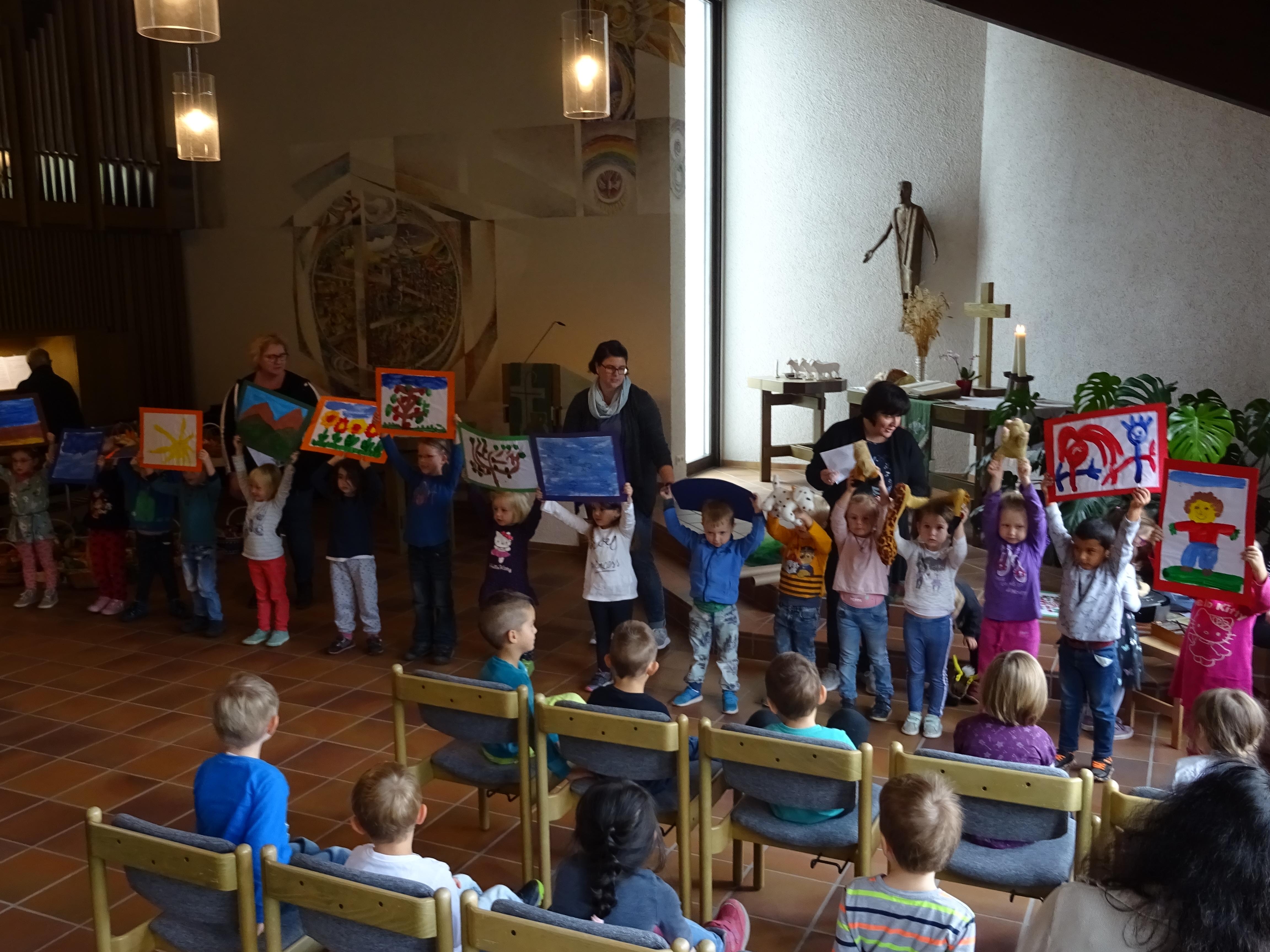 Kindergarten Tischardt Gemeinde Frickenhausen
